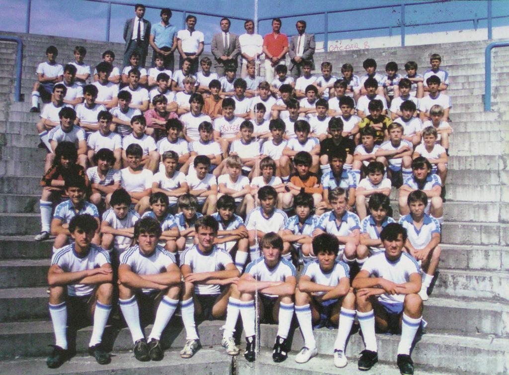 bjelica škola nogometa