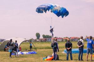 Padobranstvo državno natjecanje u Osijeku