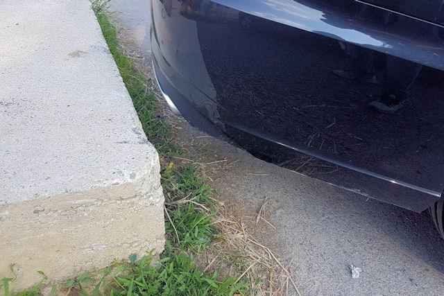parking crna točka