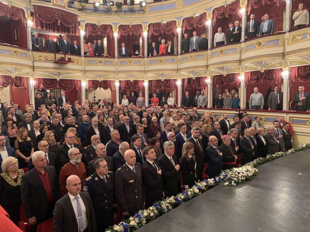 Dan grada Osijeka - svečana sjednica