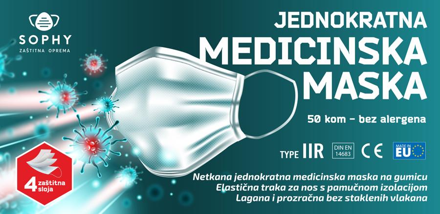 Sophy medicinska maska